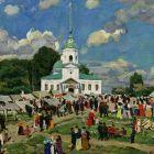 Сельские престольные праздники