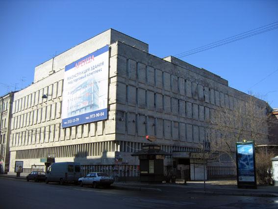 Невские бани - здание снесено в 2007 году. На месте построен торговый центр