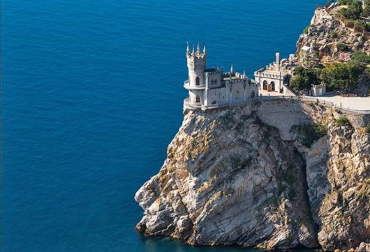 Крым Ласточкино гнездо 2