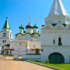 Нижний Новгород Вознесенский монастырь 2