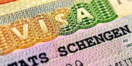 Виза шенген 5