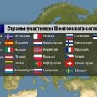 Виза шенген страны