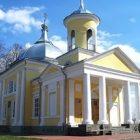 Вологда Покровская церковь