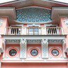 Вологда Покровское фасад усадебного дома