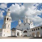 Вологда Прилуки Спасский собор