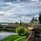 Вологда Прилуки лето