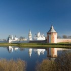 Вологда Прилуки лето стены
