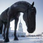 Вологда памятник Батюшкову