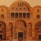 11 Собор св_Марка Венеция Реконструкция фасада XII в