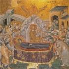 14 Успение Монастырь Богородицы Паммакаристос (Радующаяся) Константинополь  нач XIV в