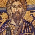 24 Киев Софийский собор XI в Христос из Деисиса
