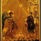 31 Благовещение XII в Синай