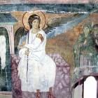 40 Жены-мироносицы  XII в монастырь Милешева Сербия