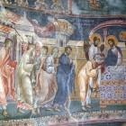 49 Евхаристия Церковь Святых Иоакима и Анны (Королевская церковь) в монастыре Студеница, Сербия. 1314 г