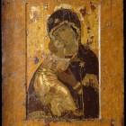 5 Владимирская икона_Византия_перв треть XII в