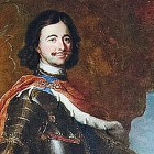 Антуан Пэн Портрет Петра Великого