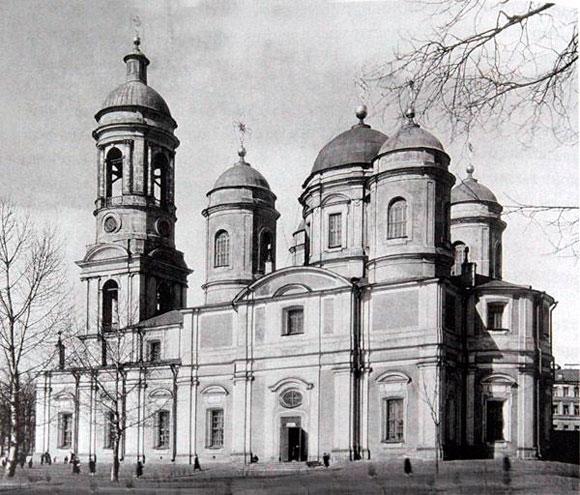 Князь-Владимирский собор в начале 1900-х гг.