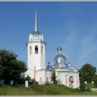 Новая Ладога церковь