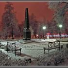 Пушкин место дуэли