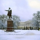 Пушкин памятник 3