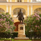 Пушкин памятник 4
