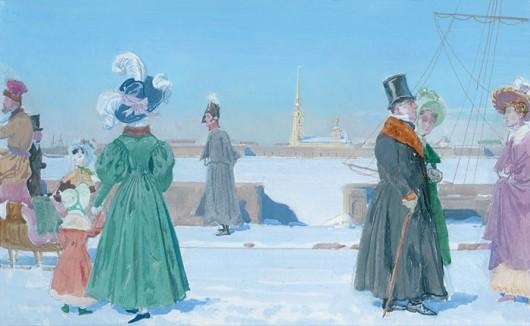 Пушкинские времена