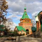 Orthodox convent in Estonia
