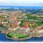 Васильевский остров стрелка