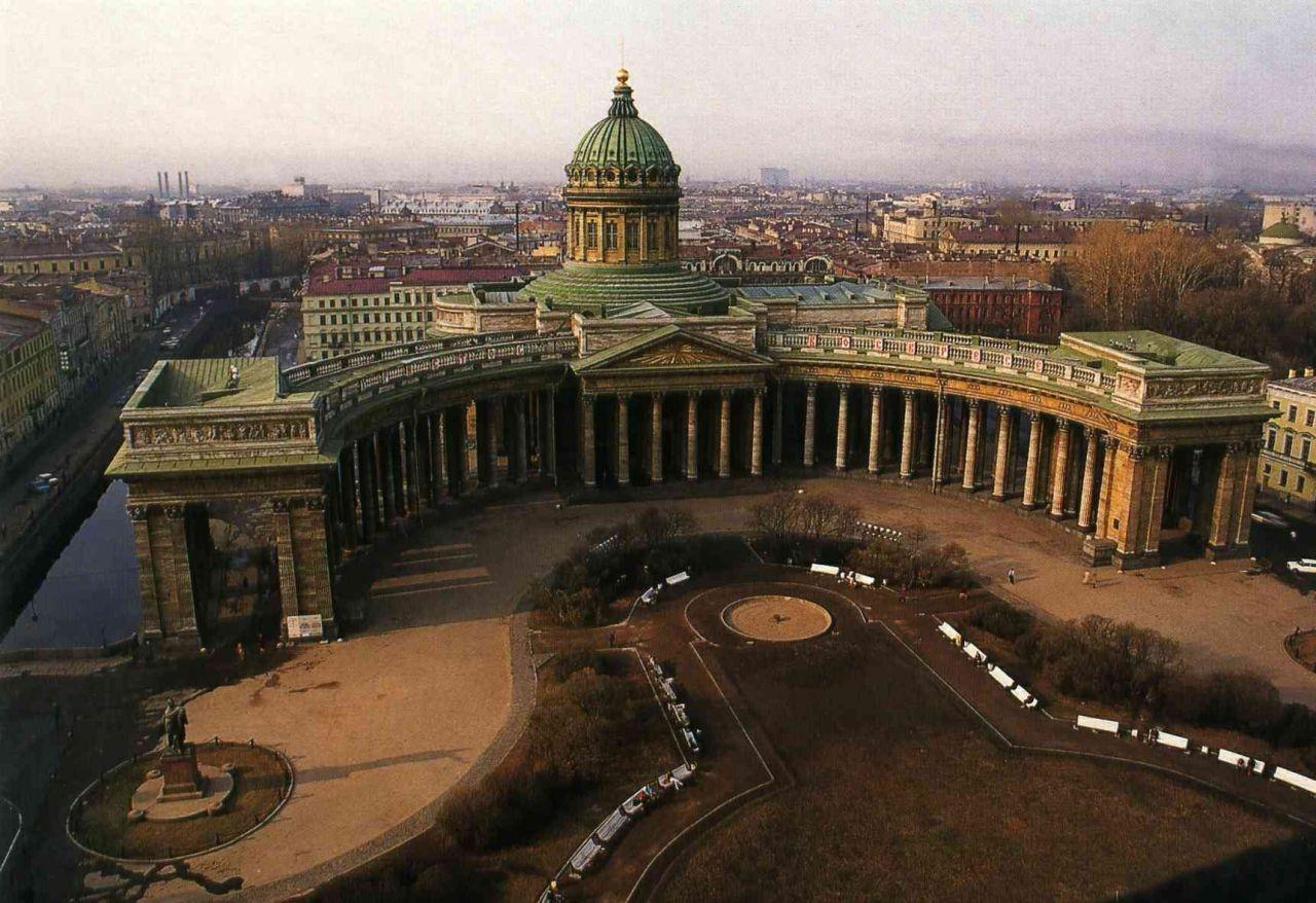 фото питер казанский собор