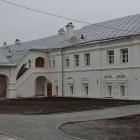 Помещения монастыря, отданные под Центр реставрации монументальной живописи