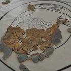 Одна из любимых композиций новгородских реставраторов – фреска «Праведники в руце Божией»