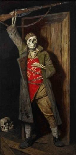 """Гелий Коржев. """"Победа живых и мертвых"""""""
