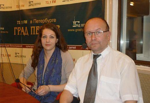 Ульяна Волкова и Димитрий Рар