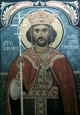 3 Равноапостольный царь Борис Креститель Болгарии