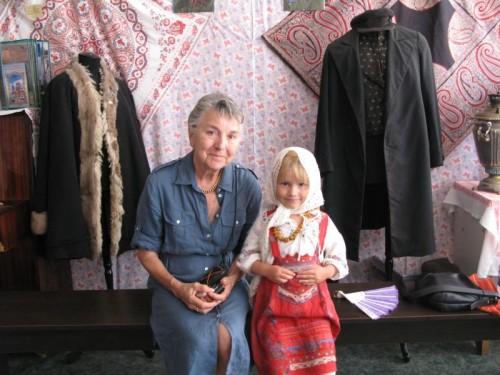 9-Лиза с девочкой_музей