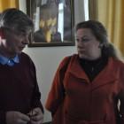 Сергей Иванов и Юлия Кантор