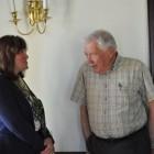 Оксана Губарева и Александр Никольской