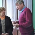 Ирина Зайончек, Сергей Иванов