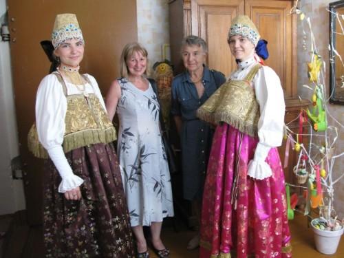 Крестьянские наряды