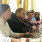 Ольга Суровегина, Павел Кагилев, Валентин Аверин, Наталья Фанина