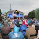 Концерт под дождем
