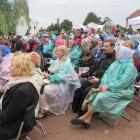 Концерт на Певческом поле монастыря