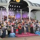 Репетиция Сводного хора Академии православной музыки