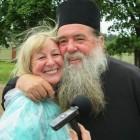 Встреча с  афонским монахом
