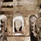 004 cubicula в катакомбах Петра и Марцеллина
