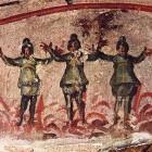 015 Три отрока в пещи Вавилонской