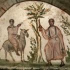 019 Валаам и Ангел с мечем, катакомбы на Via Latina