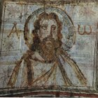 023 Христос в Катакомбах Комодилла 4 в.