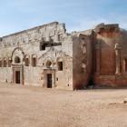 043 Базилика в Кальблузе. Сирия. 5 в.