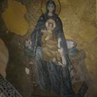 077  Св.София. Богородица в конхе апсиды